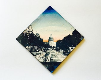 Capitol Street Scene