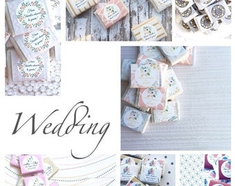 Wedding Favors; Personalized Wedding Favors; Wedding Favor Mini Soaps; Wedding Favor Ideas; Handmade Wedding Favors; Soap Favors; Wedding