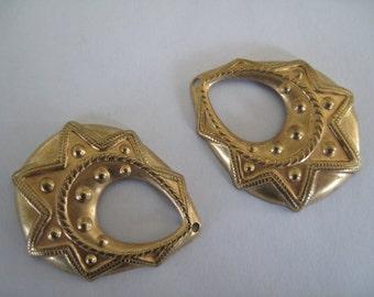 2-Brass Metal Drops