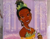 Disney Princess Tiana Iron On Simplicity Applique New In Package The Princess and the Frog (2009) Embroidered Embellishment