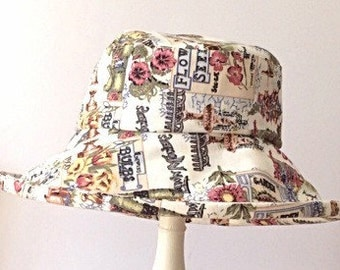 Gardeners multi-sized hat