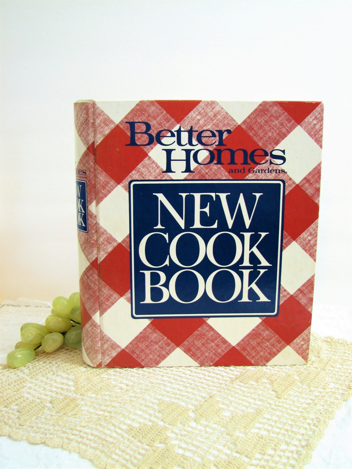 Better Homes And Gardens New Cook Book Cookbook 1989