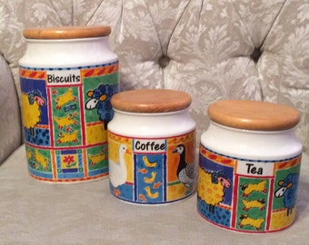Unique Chicken Cookie Jar Related Items Etsy