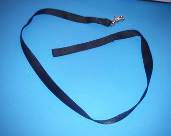 Bulletproof Basics Dog Leash Black