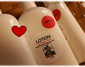 APPLE 4oz Lotion Purse Size-Goat Milk LOTION by Happy Goat