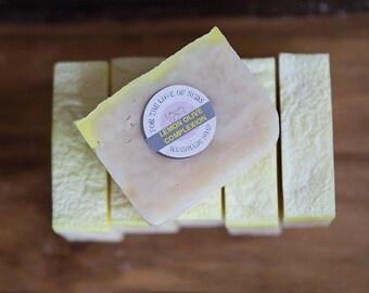 Lemon Olive Complexion Bar