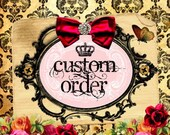 Custom Order for Talyia