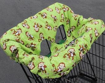Baby Boy Shopping Cart Cover #23B-1072