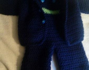 Hooded Sweater & Leggings Set