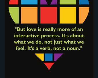 bell hooks Quote Poster