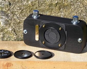 Vermeer mulitfunction 6x9 pinhole/ zone plate  camera
