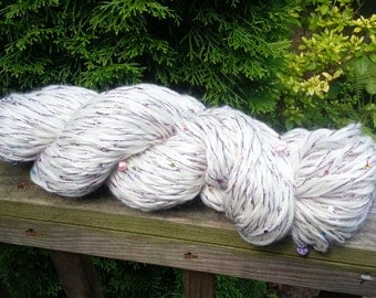 Art Yarn, Handspun Yarn, 224 yards, 8wpi
