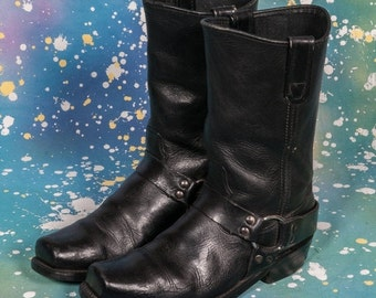 30% OFF Men's MOTORCYCLE Boot Size 9 D