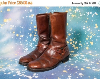 30% OFF Motorcycle Harness Boots Men's Size 9