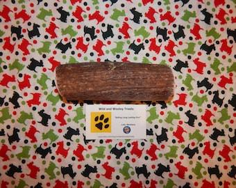 "Organic Jumbo Elk Antler Dog Chew ""Made in Montana"" (Lot C79)"