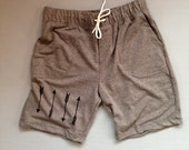 Arrow Shorts, Men's Shorts, Yoga Shorts, Workout Shorts, Gift for a Guy, S,M,L,XL