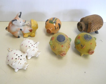 Pig Collection (Group B)