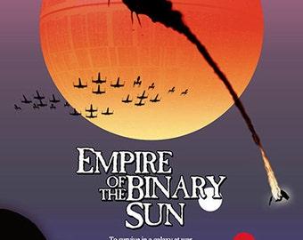 Empire of the Binary Sun - Postcard