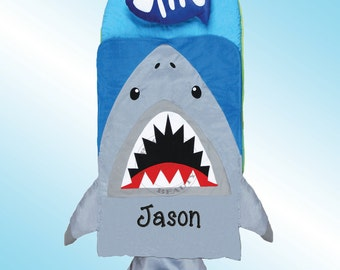 Nap Mat - Personalized and Embroidered - SHARK