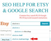Etsy SEO Explained: Search Engine Optimization for Etsy & Google, SEO Tips, How to Sell On Etsy, Keywords, Titles, Tags