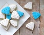 Gem Decorated Cookies  - (2 Dozen)