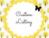 Custom Listing for Melanie (1)
