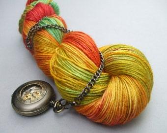 Decadent 4ply Sock & Shawl Yarn. Macaw