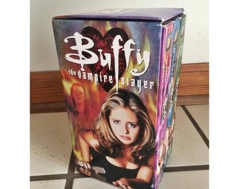 Buffy the Vampire Slayer VHS Box Set