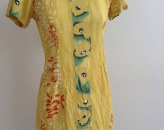 Vintage dress made in Hawaii