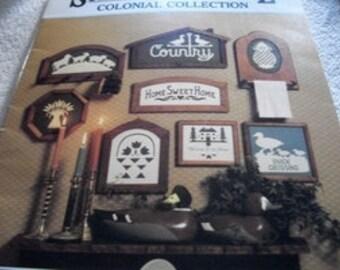 Scherenschnitte Colonial Collection