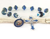 Our Lady of Perpetual Help Pocket Rosary - Catholic Prayer Beads