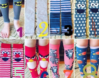 Awesome Upcycled Leg Warmers