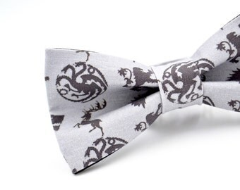 Bowtie- Game of Thrones House Sigils