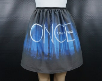 Once Upon a Time full skirt - made to order