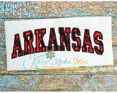 Arkansas Arched