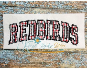 Redbirds Arched
