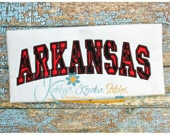 Arkansas Arched