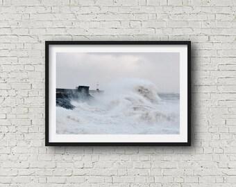Lighthouse Storm ~ Fine Art Photography