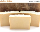 35% OFF FLASH SALE Tea Tree and Eucalyptus Earl Grey Tea and Honey Luxury Cold Process Rustic Soap