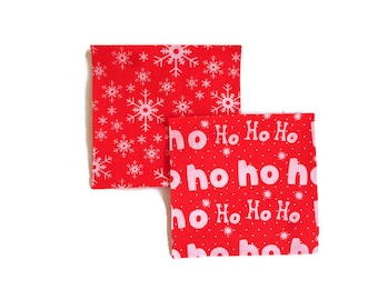 Fabric felt topped christmas felt sheets wool blend poly cotton fabric arts and crafts felt square