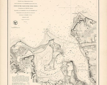 Oyster or Syosset Bay – 1847