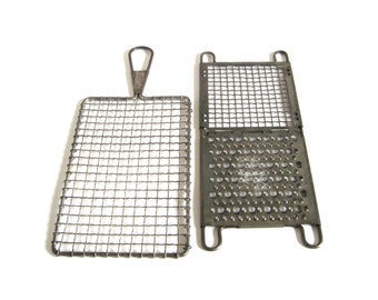 Acme Safety Grater or 3 in 1 Cheese Shredder Kitchen Utensil Food Photography Props