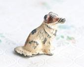 Little Lead Dog - Iron Cast Farm Animal
