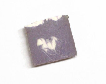 Vanilla Fig Handmade  Soap with Shea Butter, Cold Processed Soap,