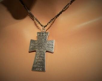 Serenity Prayer Jewelry / Womens Gift