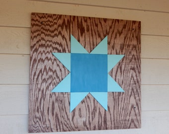 Orange peel mini wall quilt, Wall art, Wall decor, Home Decor, porch decor