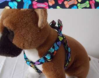 Step In Dog Harness. Fully adjustable three ways. SI1