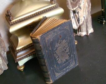 Antique German Bible 1890