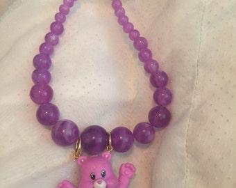 Carebear Necklace