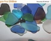 ON SALE 2 lbs) Sea Glass, Tumbled Sea Glass, machine tumbled Sea Glass, Sea Glass crafting, Sea Glass Bulk, Sea Glass for jewelry, crafts
